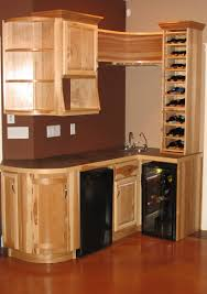 Home Bar Cabinet by Classy Bar Interior Design With Counter Chair And Wine Cooler