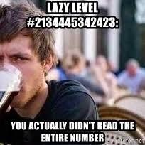 Lazy College Student Meme - the lazy college senior meme generator