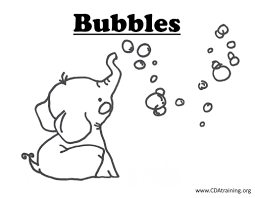 bubbles curriculum theme 123 play and learn child care basics