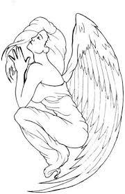 Tattoo Ideas Of Angels The 25 Best Angels Tattoo Ideas On Pinterest Angel Tattoo Men