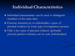 pattern physical evidence chapter 3 physical evidence ppt video online download