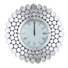 wonderful wall clocks silver 118 silver wall clocks the range cool