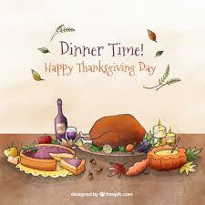 beautiful thanksgiving design vector free