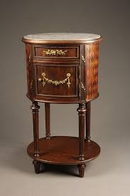 Antique Nightstands With Marble Top Antique French Marble Top Nightstand
