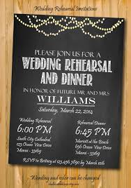 Rehearsal Dinner Invites Download Instantly In Microsoft Word Version 2007 Or Newer Print