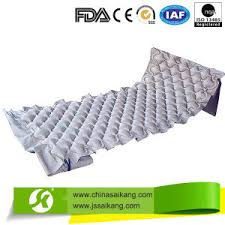 china hospital patient bed inflatable air mattress massage bubble