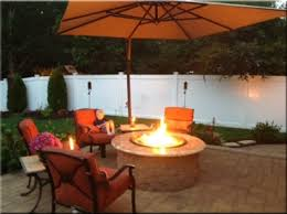 How To Lite A Fire Pit - clean burning outdoor firepits propane burner authority and