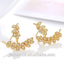 new jhumka earrings new designs gold jhumka earring 925 silver earrings gold jhumka