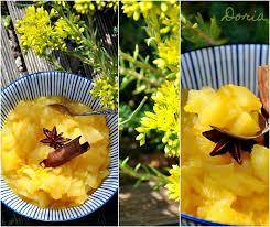 etoile de badiane cuisine compote de pommes à l orange cannelle et étoile de badiane la