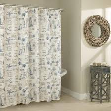 Beachy Shower Curtains Themed Shower Curtains Myfavoriteheadache