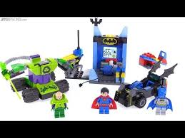 lego juniors batman u0026 superman lex luthor review 10724