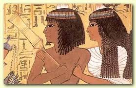 information on egyptain hairstlyes for and are the beja people descendants of the ancient egyptians