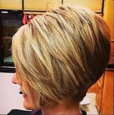 stacked shortbhair for over 50 30 trendy short hairstyles for thick hair women short hair cuts