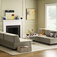 west elm tillary sofa new tillary 8 piece sectional west elm intended for sofa decorations