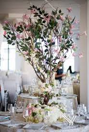 Tree Branch Centerpiece by 30