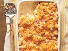 baked smokin u0027 macaroni and cheese recipe myrecipes