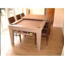 Pool Table Dining Table by Classic Dining Pool Table