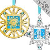 birthstone ornaments unique birthstone ornaments in personalized designs colors