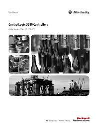 controllogix 5580 controller user manual 1756 um543a en p