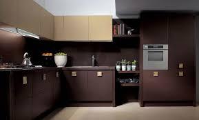 kitchen cabinet design simple simple brown color kitchen cabinet design excellent