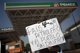 Gas Prices By State Map by Enrique Pena Nieto Response To Mexico Gas Price Protests