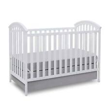 Delta Winter Park 3 In 1 Convertible Crib Delta Children Products Winter Park 3 In 1 Convertible Crib White