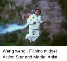 Funny Midget Meme - weng weng filipino midget action star and martial artist funny