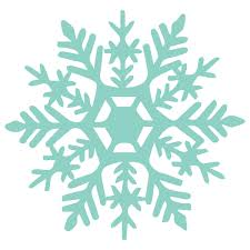 printable snowflake template free christmas holiday templates