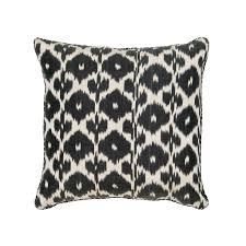 black and white ikat throw pillows perplexcitysentinel com