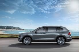 europe u0027s new vw tiguan allspace with 7 seats detailed ahead of geneva