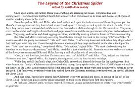 the legend of the spider writers ink