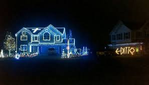 best christmas lights for house 11 worst christmas lights epic best funny christmas light displays