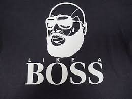 shades of dark purple rick ross like a boss with shades large dark purple t shirt j708