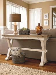 Sofa Table Ideas Fine Sofa Table Ideas Market Everett Foyer Styling With Design