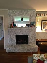 Whitewashing A Fireplace by Fireplace Facelifts With How To Links Home By Hattan