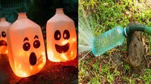 20 diy creative ideas to reuse plastic bottles youtube