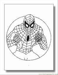 52 spiderman images spiderman coloring 4 kids