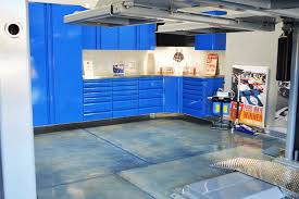 Garage Renovation by High End Residential Garage Renovation Using Forged Cabinets