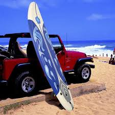 beach jeep surf costway 6 surfboard surf foamie boards surfing beach ocean body