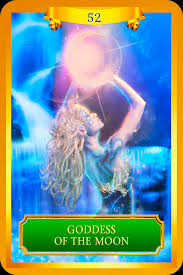 goddess of the moon archangel oracle guidance