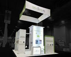 our work creative trade show displays