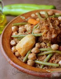 cuisine berbere couscous berbere aux haricots verts et semoule d orge blogs de