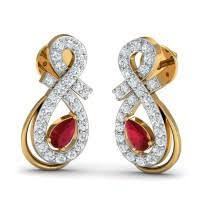 gold earrings design with weight gold earrings designs with weight and price at khanna jewels