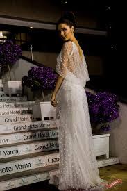 deco wedding dress modern edwardian wedding dress column wedding dress bridal dress