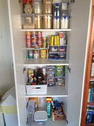 pantry organisation u2013 clean and organised