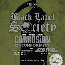 corrosion of conformity home facebook