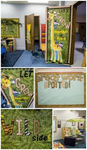 African Themed Home Decor by Best 25 Jungle Classroom Door Ideas On Pinterest Jungle Door