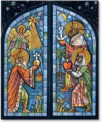 vojtěch kubašta stained glass christmas card blogs