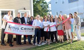 drug crisis in our backyard cuts ribbon on new office mahopac ny