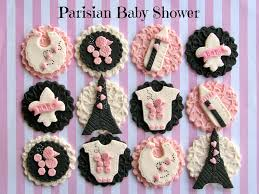 parisian baby shower parisian baby shower cupcake toppers lynlee flickr